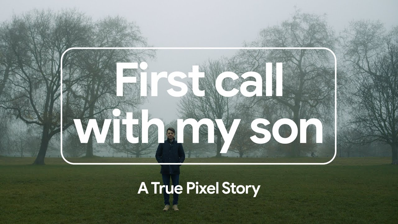 First Call With My Son - Matthew's True Pixel Story