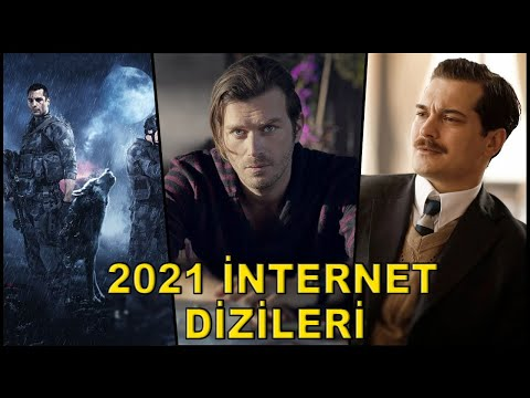 2021'DE BAŞLAYACAK YENİ İNTERNET DİZİLERİ