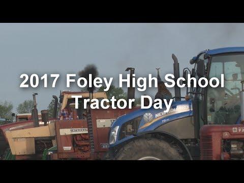 2017 Foley High School Tractor Day