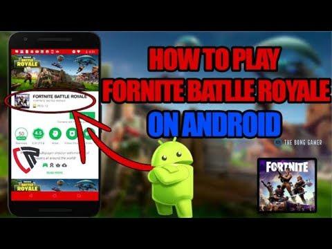 #Fortnite #FortniteAndroid #FortniteMobileUpdate Fortnite.apk Version 10 Install All Android Devices