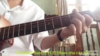Hợp âm guitar bài Hẹn Một Mai - Bùi Anh Tuấn