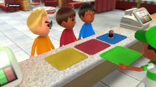 Wii Party U - Feed Mii
