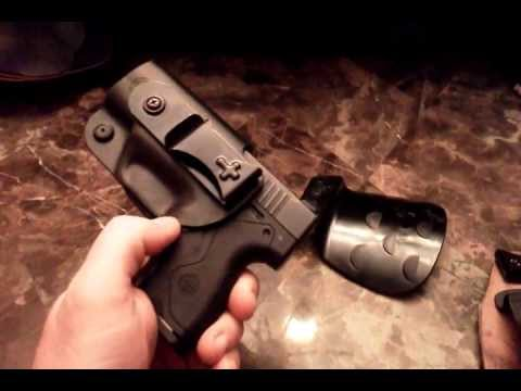 Do-It-Yourself Beretta Nano IWB Holster