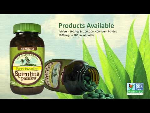 Learn about BioAstin Hawaiian Astaxanthin and Hawaiian Spirulina