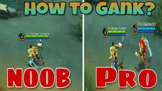 How to Gank | Best Hero for Ganking Full Explained | Mobile Legends
