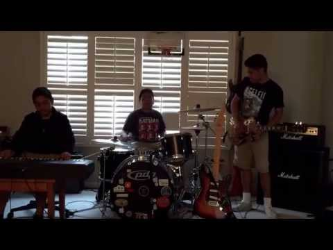 Santana - Fried Neckbones and Home Fries (Cover by Nate, Sam, and Ricky Gamez)
