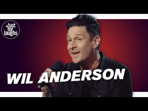 Wil Anderson - Going to the Gym Ruined My Life
