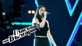 Симона Симеонова – Hold Up – Гласът на България 5 – Кастинги на тъмно (11.03.2018)