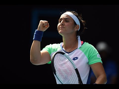 التونسية أنس جابر تحقق انجازا عربيا في عالم التنس  - 14:00-2020 / 1 / 26