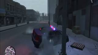 GTA IV: TBOGT - How to get the Police Bike and the Police Stinger