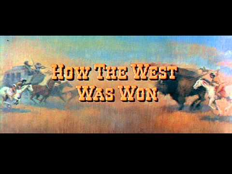 Main Title  How the West Was Won 1962  Alfred Newman