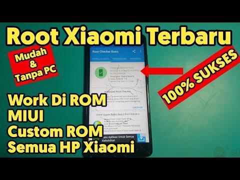 Terbaru !!! Cara Root Xiaomi redmi note 4 / 4x Juga Bisa Disemua HP Xiaomi.