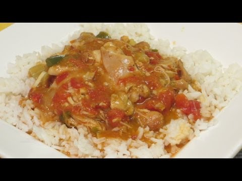 How to make Cajun Chicken Sauce Piquant - The Wolfe Pit