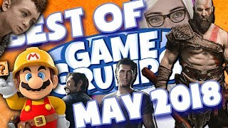 BEST OF Game Grumps - May 2018 thumbnail