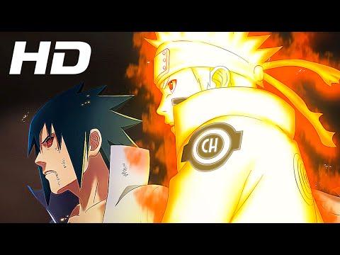 naruto and sasuke vs six paths madara final fight english sub naruto
