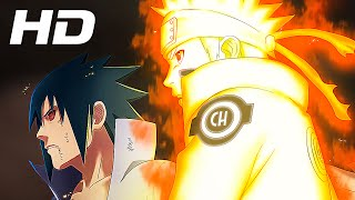 Naruto & Sasuke Vs Six Paths Madara Full Fight (English Dub) - Naruto Shippuden: Storm 4