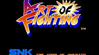 [TAS] Art of Fighting - Ryo