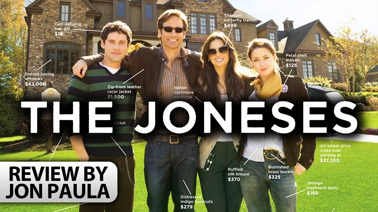 joneses movie Spy comedy 'keeping up with the joneses' plays it safe, delivering few  instead  playing out like a clip from a movie trailer: there's a promise.