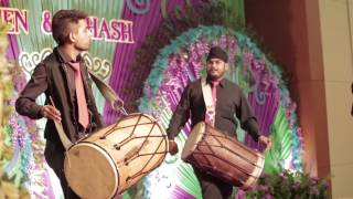The beat of the dhol !