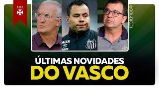 Baixar DORIVAL JR - JAIR VENTURA - ENDERSON MOREIRA   NOVO TREINADOR   ÚLTIMAS NOTÍCIAS  NOVIDADES DO VASCO