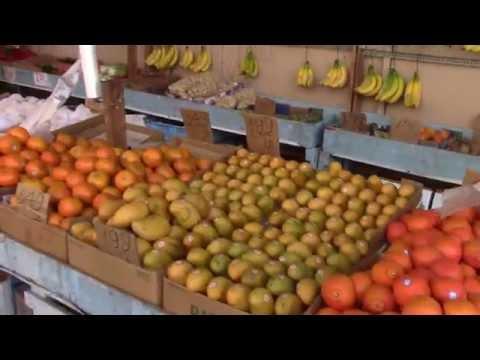 Farmer's Market Honolulu Hawaii