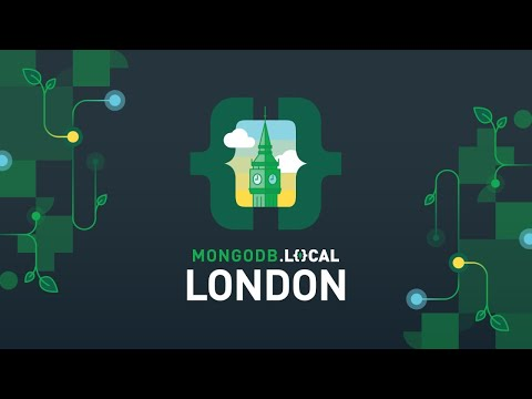 MongoDB.local London Keynote