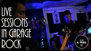 "Live sessions @t Garage & Roll- Vinnie Jonez band - ""Corri""  - Italian rock band - Artisti emergenti"