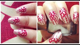 Indian Henna Inspired, Easy nail art 11  | Beauty Intact Thumbnail