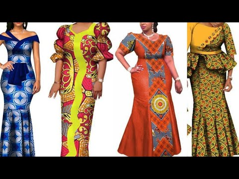 45+ AFRICAN DRESS STYLES : BEST STYLISH AND FLAWLESS African