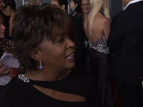 55th Grammy Awards - Anita Baker Interview