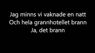 Veronica Maggio - Vi Kommer Alltid Ha Paris Lyrics