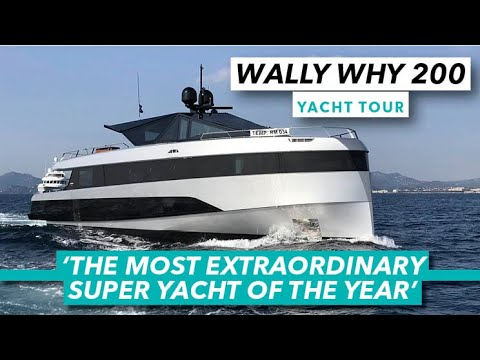 Wally Why 200   The most extraordinary super yacht of the year   Motor Boat & Yachting