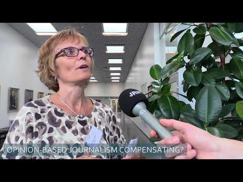 Blind spots of regional media in Norway - Lisbeth Morlandstø interview