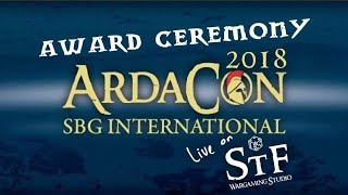 Ardacon Coverage - Awards Ceremony