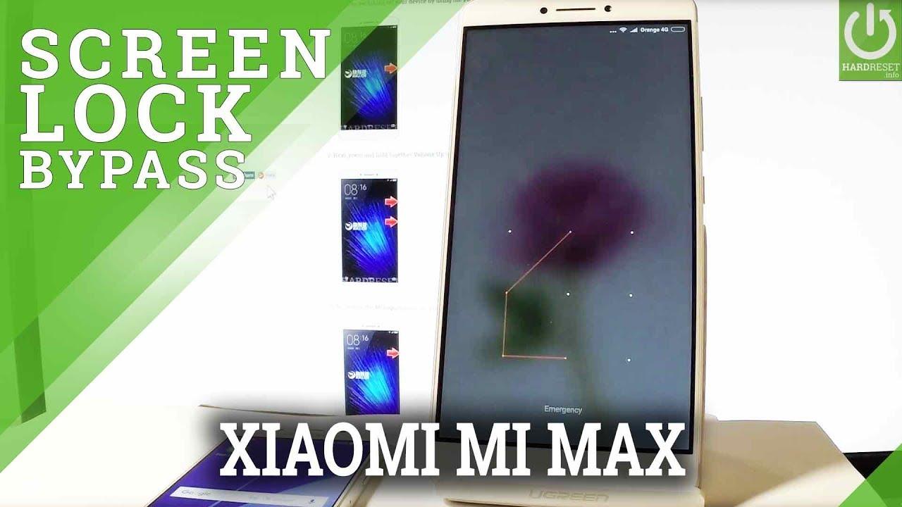 Hard Reset XIAOMI Mi Max 2 - HardReset info