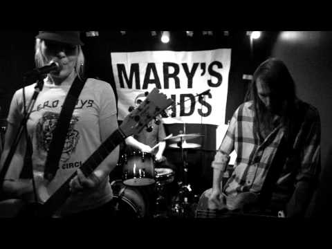 Mary's Kids live @ Cantina Real, Stockholm 2014.11.15