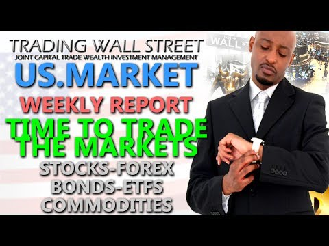 Time to trade the markets: the week ahead july 10th to 15th 2017 US Markets report