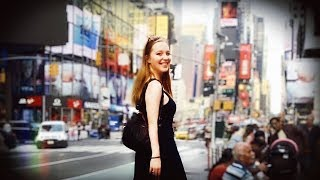 NYC TRAVEL DIARY & Behind The Scenes of HIGH STRUNG FREE DANCE
