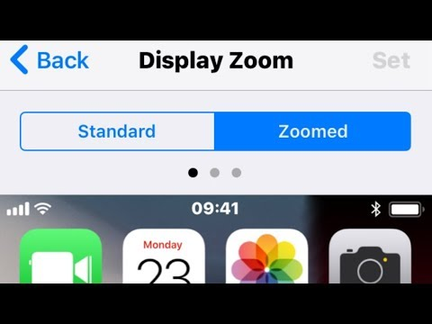How To Enable Zoom Mode On Your Iphone On Ios 12 Extra The Iphone