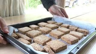 【おうちYOJOEN】米粉のルイボスチャイクッキーの作り方