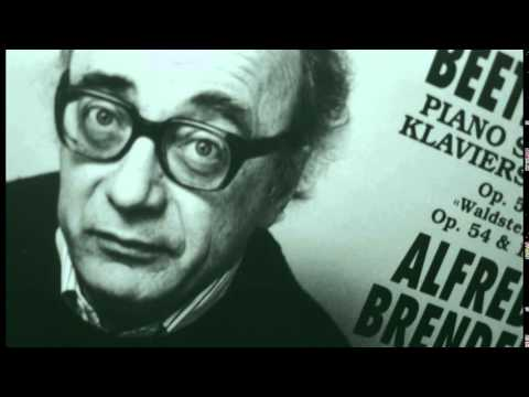 BRENDEL, Beethoven Piano Sonata No.22 in F, Op.54