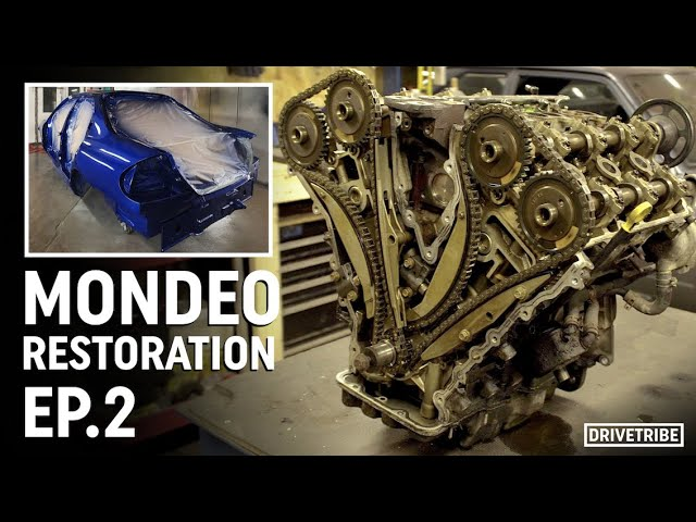 Restoring the car that Clarkson, Hammond and May all love | Ep.2