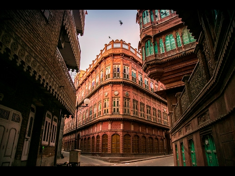 Exploring the iconic havelis (mansions) of Bikaner