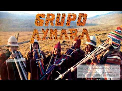 FOLKLORE BOLIVIANO - GRUPO AYMARA - AMANECER ANDINO (1982) HD // HUAYÑO