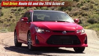 Test drive: Route 66 and the 2014 Scion tC Automatic