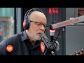"Dan Hill performs ""Sometimes When We Touch"" LIVE on Wish 107.5 Bus"