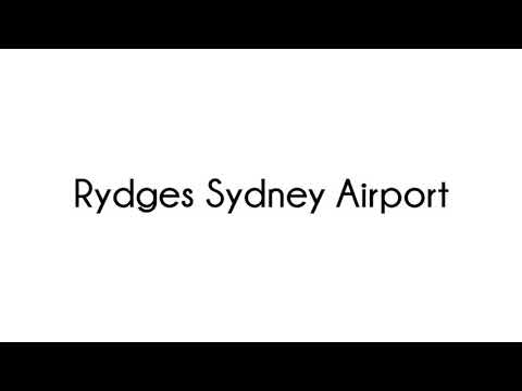 Sydney Rydges Airport