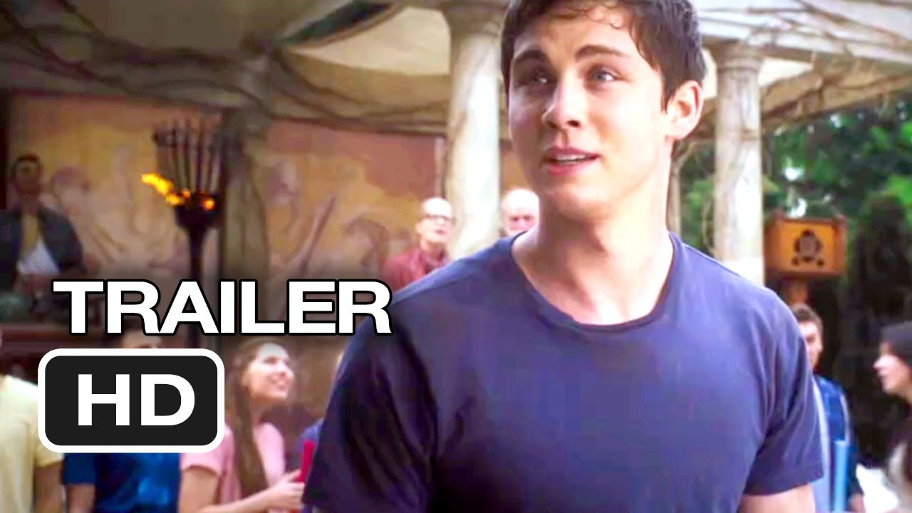 Download Percy Jackson: Sea of Monsters Official Trailer #1 (2013) - Logan Lerman Movie HD