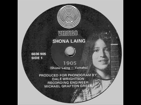 Shona Laing  1905