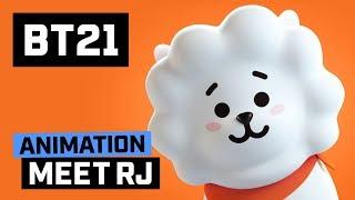 BT21 Meet RJ